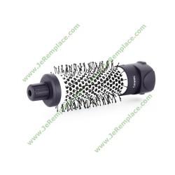 Brosse thermique céramique 38 mm 11801201 pour sèche cheveux babyliss