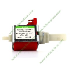 Pompe vibrante ulka ep77 pour machine à café ou centrale vapeur