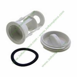 50290260004 Ensemble filtre de vidange pour lave linge