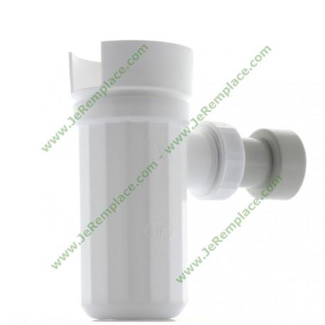 Entonnoir siphon de chauffe eau pour groupe de sécurité sortie 25 ou 32