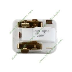 103N0018 Starter relais compresseur universel congélateur réfrigérateur