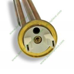 Résistance thermoplongée embrochable 2000 Watts pour chauffe eau