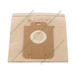 5 Sacs à poussière papier T197 pour aspirateur Electrolux Tornado Cartonnette