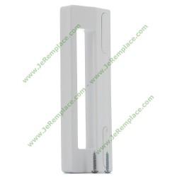 Poignée de porte universelle réfrigérateur congélateur 16.5cm à 8.50 cm