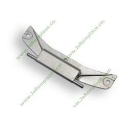 l79c000a6 Charnière de hublot pour lave linge 55x9901 Brandt vedette