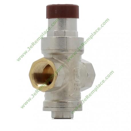 Soupape de réduction de pression série 102 max 15 bar, sortie: 1-4 bar