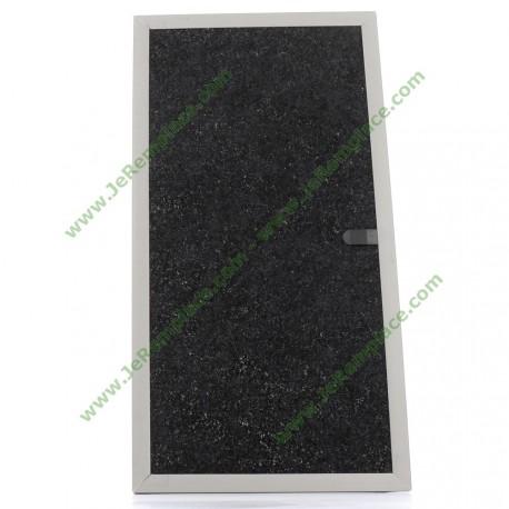 49002536 Filtre charbon rectangle pour hotte