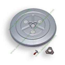 Poulie de tambour 52x6225 pour lave linge