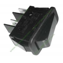 Interrupteur allumage Retour automatique - 2cosses