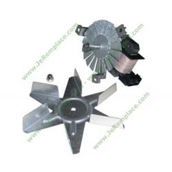 Moteur turbine complet four Whirlpool C00081589