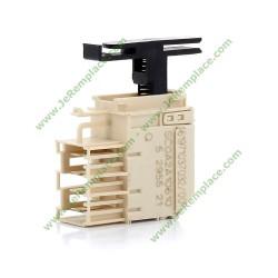 481227618541 interrupteur marche arrêt pour lave linge