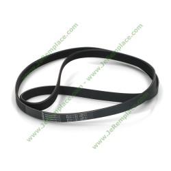 Courroie plate 1280 J6 50680539009 pour lave linge