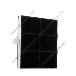 Filtre charbon carré 00360732 pour hotte aspirante