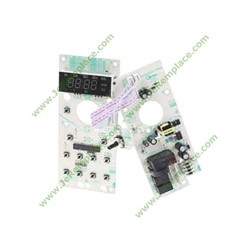 Module de commande micro onde B/S/H/ 00740082