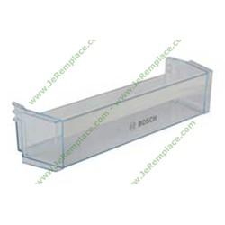 Balconnet porte bouteille 00704751 pour réfrigérateur bosch Siemens