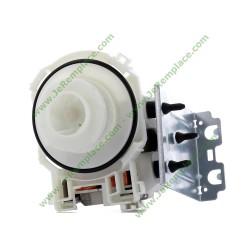 Pompe de lavage 480140102395 pour lave vaisselle whilrpool laden