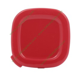 Bouchon rouge de pot ss-1530000653 yaourtière Moulinex (à l'unité)