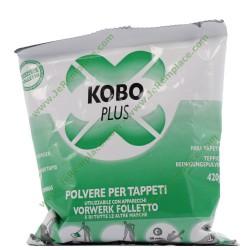 51391 Vorwerk Kobosan nettoyant en poudre active active pour tapis