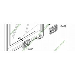 Socle droit de four Bosch 00427586