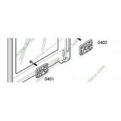 Socle gauche four Bosch 00427587