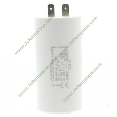 Condensateur 40 μF 66612980 pour nettoyeur haute pression KARCHER