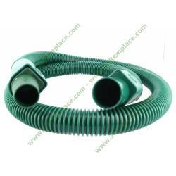 Tube flexible vert adaptable pour aspirateur Kobold