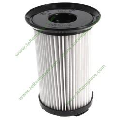 9001665117 filtre cylindre hepa f134 pour aspirateur