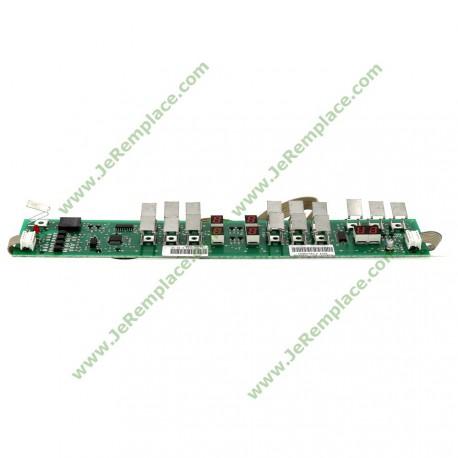 72X7526 Carte clavier table induction brandt sauter