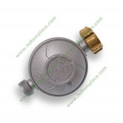 Détendeur gaz butane 28mbar 1,3kg/h NF EN 12864 pour cuisinière ou plaque de cuisson