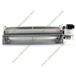 ventilateur tangentiel droit 240/16mmpour tous appareils toutes marques