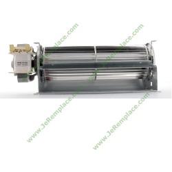 ventilateur tangentiel gauche 180/15mm pour tous appareils Multi-marques