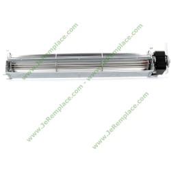 ventilateur tangentiel droit 420/30mm pour tous appareils, toutes marques