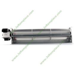 ventilateur tangentiel gauche 300/20mm pour tous appareils, toutes marques