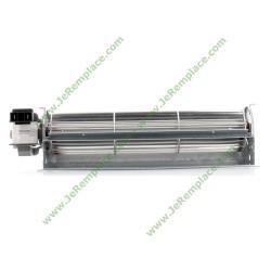 ventilateur tangentiel gauche 270/16mm pour tous appareils, toutes marques