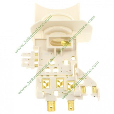 douille lampe 481010650381 pour réfrigérateur
