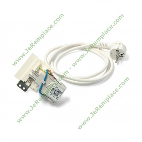 C00091633 Antiparasite cable d'alimentation lave linge plf00472705100