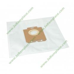 lot de 10 sacs à poussière synthétique pour aspirateur SG905 avec micro-filtre