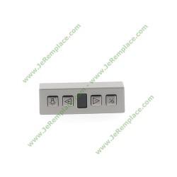 clavier commande+ interface 990022 pour hotte