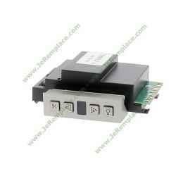 990022 kit clavier commande et interface pour hotte Novy