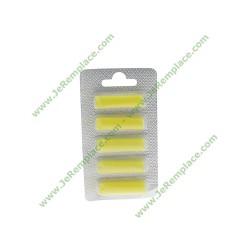 odorisants pour aspirateur odeur citron toutes marques