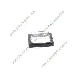 protection en silicone transparent pour interrupteur