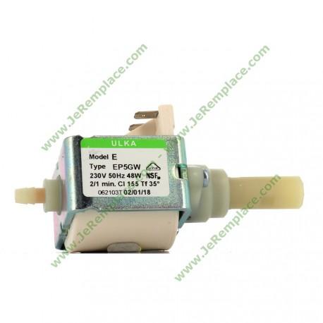 ep5gw pompe à vibration ulka 220 Volts 48 Watts 15Bars pour cafetière