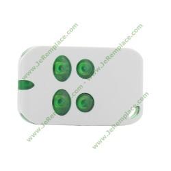 Télécommande à code fixe à 4 touches FIXY pour portail
