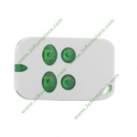 FIXY Télécommande à code fixe à 4 touches pour portail