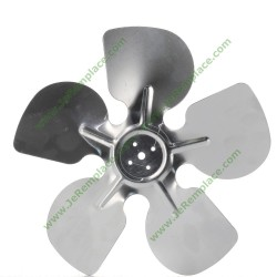 Hélice ventilateur pour moteur congélateur 25 watts diamètre 300 mm