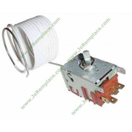 Thermostat de congélateur 077b2602 45X0699 brandt thomson vedette