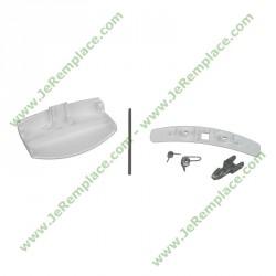 Kit poignée de porte 4055087003 pour lave linge ELECTROLUX