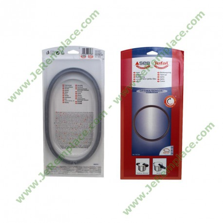 Joint de couvercle 792728 autocuiseur Diamètre 220 mm seb calor tefal
