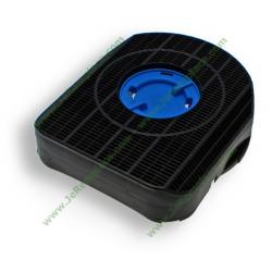 1 Filtre charbon dfk42 type200 484000008577 pour hotte à recyclage