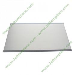 Vitre clayette 480132101134 pour réfrigérateur Whirlpool laden